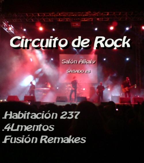 circuito rock